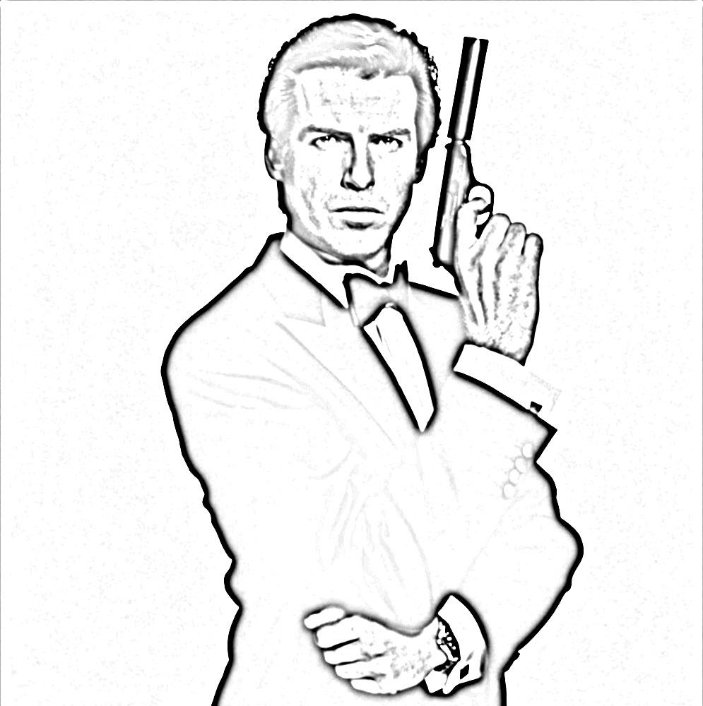 Pistolet Walther PPK Bayeux :Maquetland.com:: Le monde de