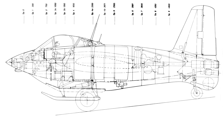 Submarine Cutaway Drawings