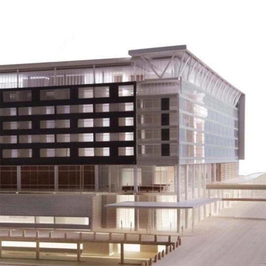 Marriott Hotel Model