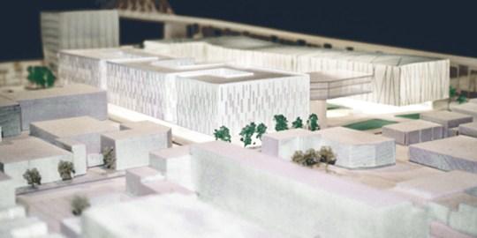 De Lorimier Docks Project Model