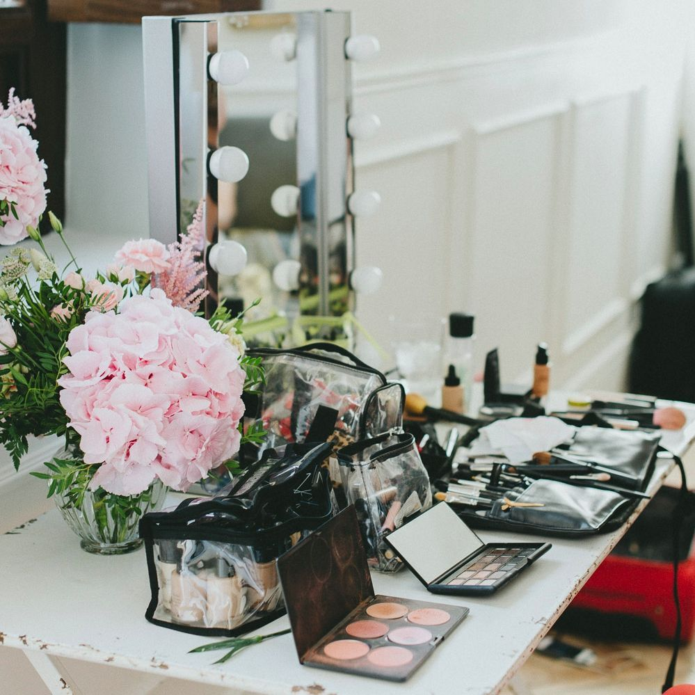beauty corner para bodas y eventos ann&bel novias