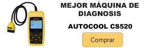 Comprar mejor maquina de diagnosis Autocool CS520