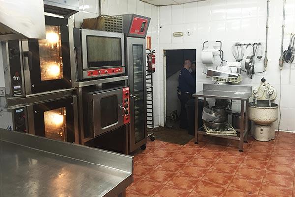 Renovacin de la Maquinaria en la Pastelera Alvern  Fribar