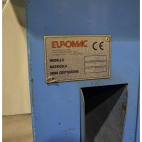 Escantonadora Fija EUROMAC 250-6