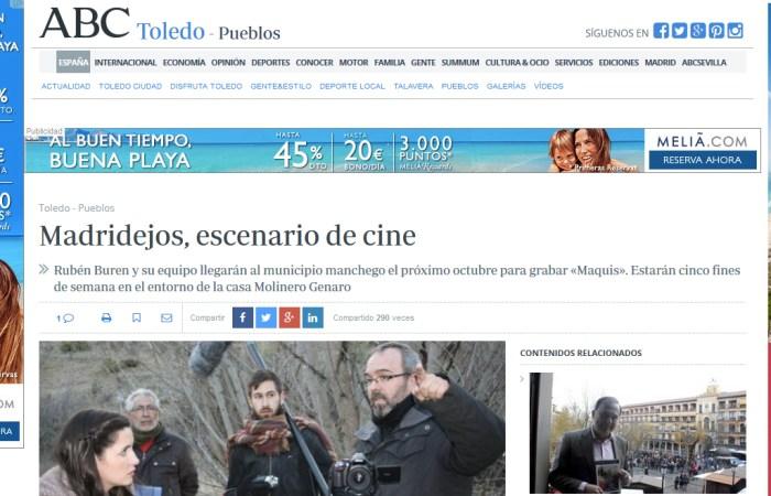 MAQUIS LA PELÍCULA - Pagina oficial de la Película