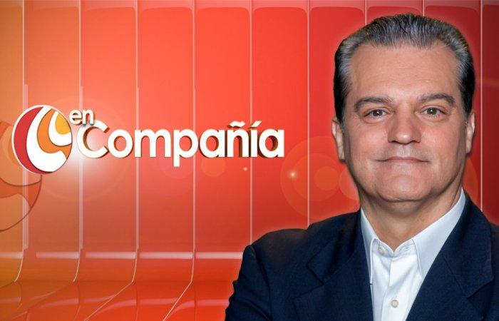 """Programa """"En Compañía"""" con Rubén Buren y Zaida Alonso"""