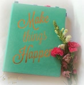 make-things-happen-journal-gratitude-blog