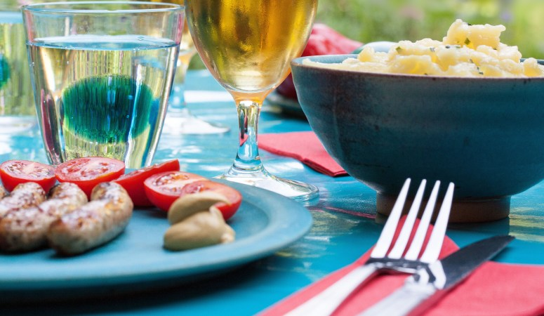 HEALTHY PICNIC & PARTY FAVORITES