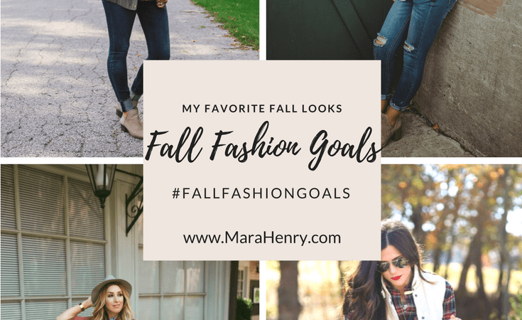 Fall Fashion Goals – The top Fall Looks to try this Season