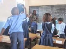 Joyce's class action