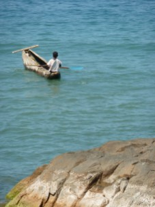 Fishing is the main source of income for many people in Nkhata bay