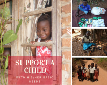 Support a child so that he can fulfil his basic needs