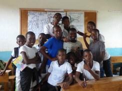 Joyce's classmates