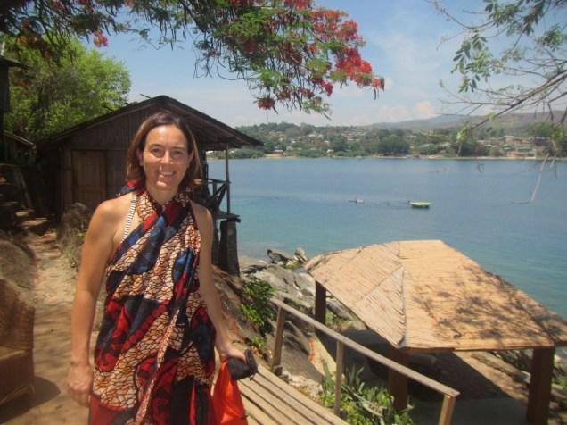 Laura at Mayoka