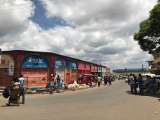 Mzuzu downtown
