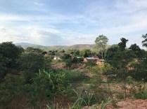 Landscape in Nkhata Bay