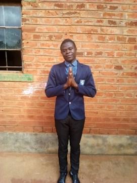 Witness smartly dressed