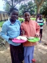 A full plate at Bandawe