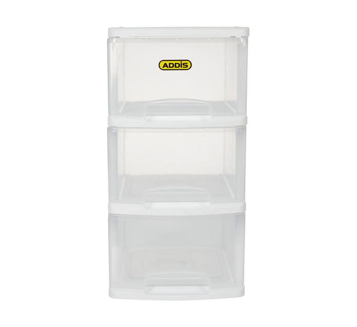 Addis 3-Drawer Storage Set