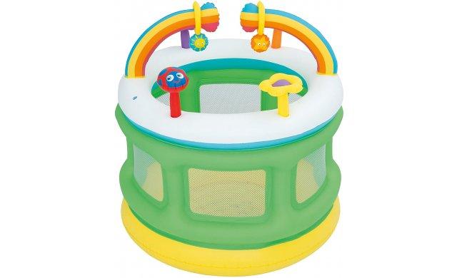 Bestway Rainbow Go & Grow Play Center Multicolor
