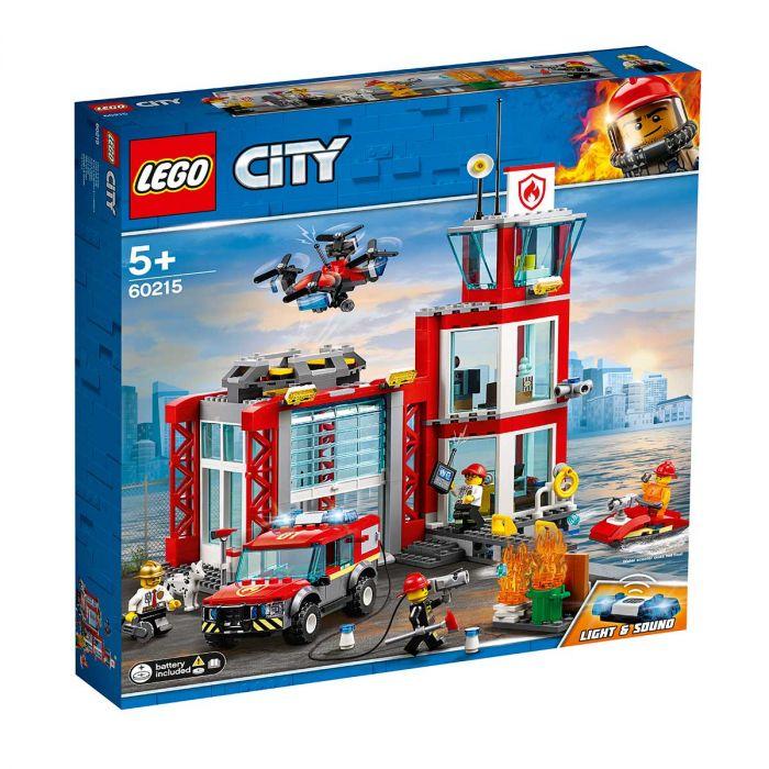 City Fire Fire Station (60215)