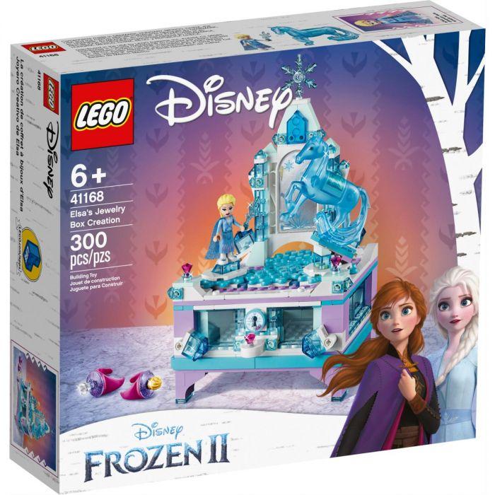 Disney Princess Elsa's Jewelry Box Creation (41168)