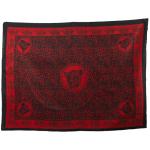 Fabric Animal Cheetah Red