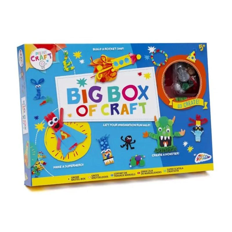 GRAFIX BIG BOX OF CRAFT BLUE