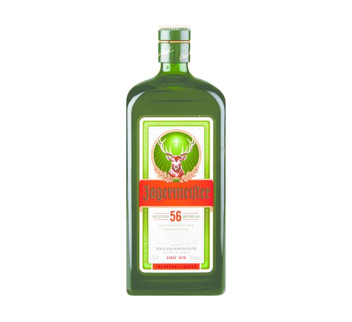 Jagermeister Herbal Liqueur (750ml)