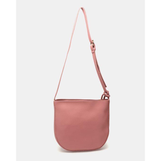 Joy Collectables Classic Crossbody Bag Pink