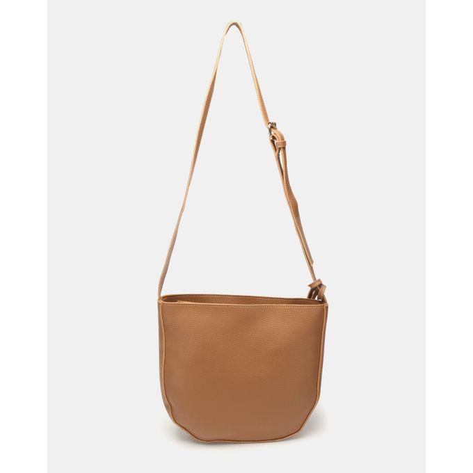 Joy Collectables Classic Crossbody Bag Tan