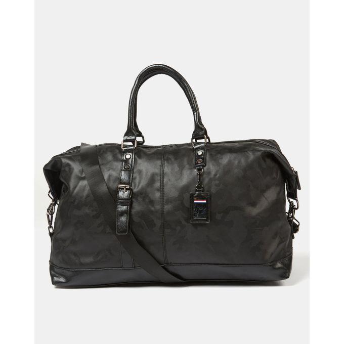 Joy Collectables Fashion Duffel Bag Black