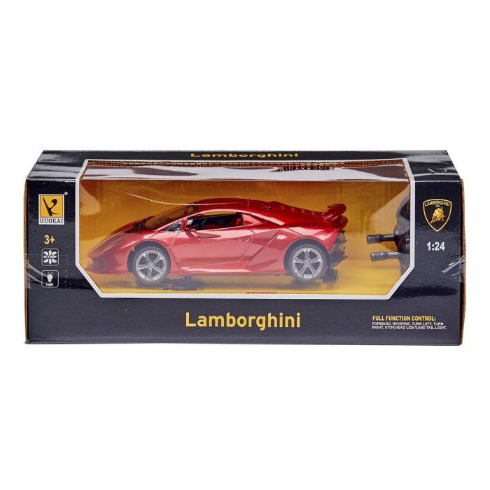 Lamborghini Sesto Elemento Radio Control Car 1:24 Scale