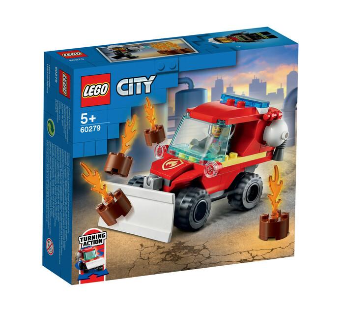 Lego Fire Hazard Truck