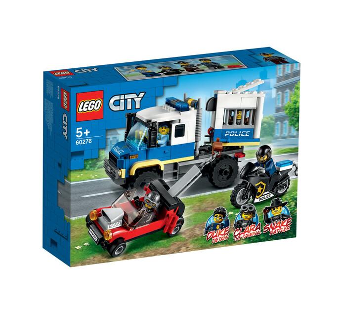 Lego Police Prisoner Transport