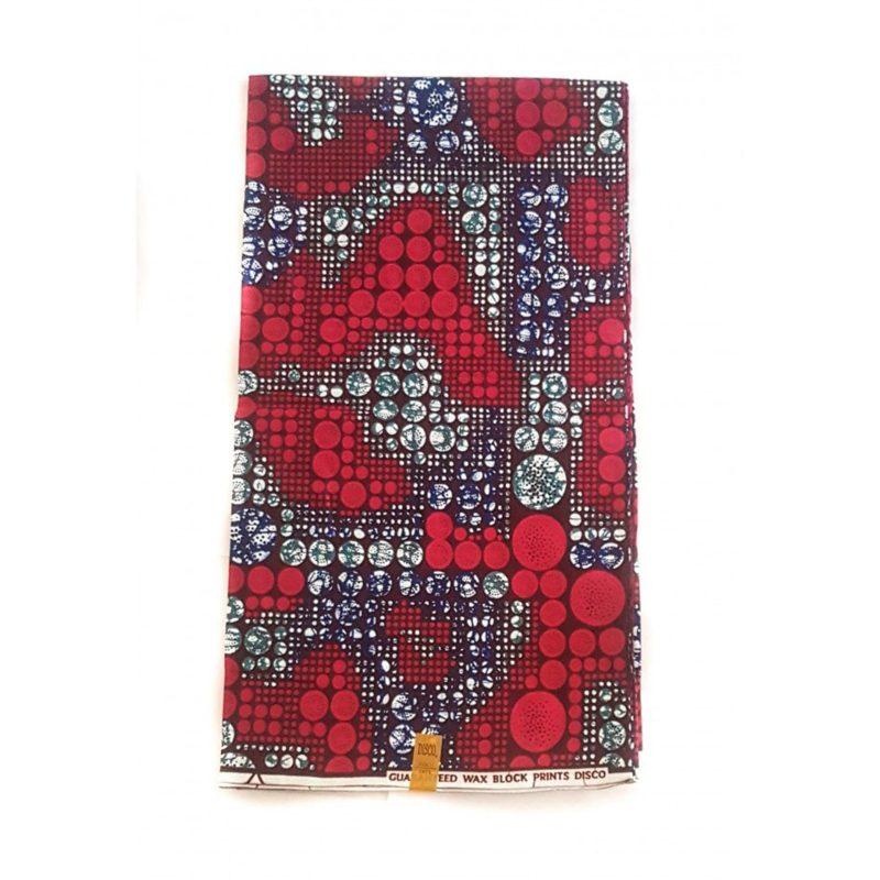 Molecules African Print Fabrics