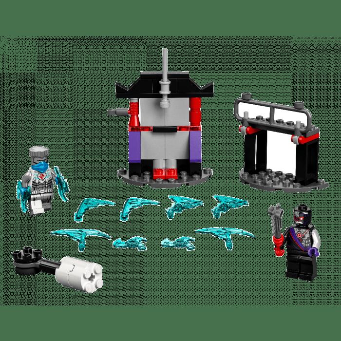 Ninjago Epic Battle Set - Zane vs. Nindroid (71731)