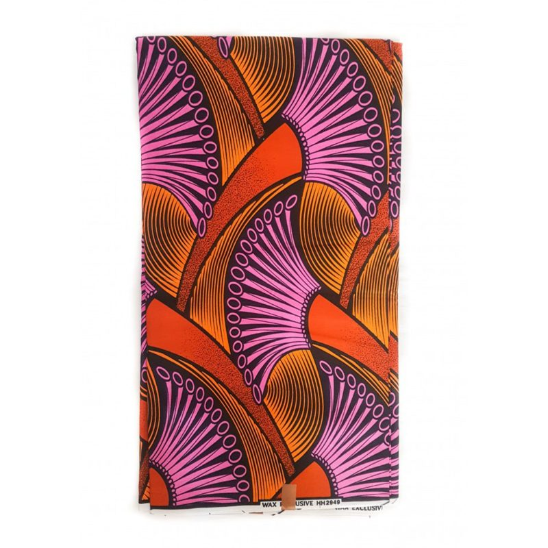 Nsomi African Print Fabric