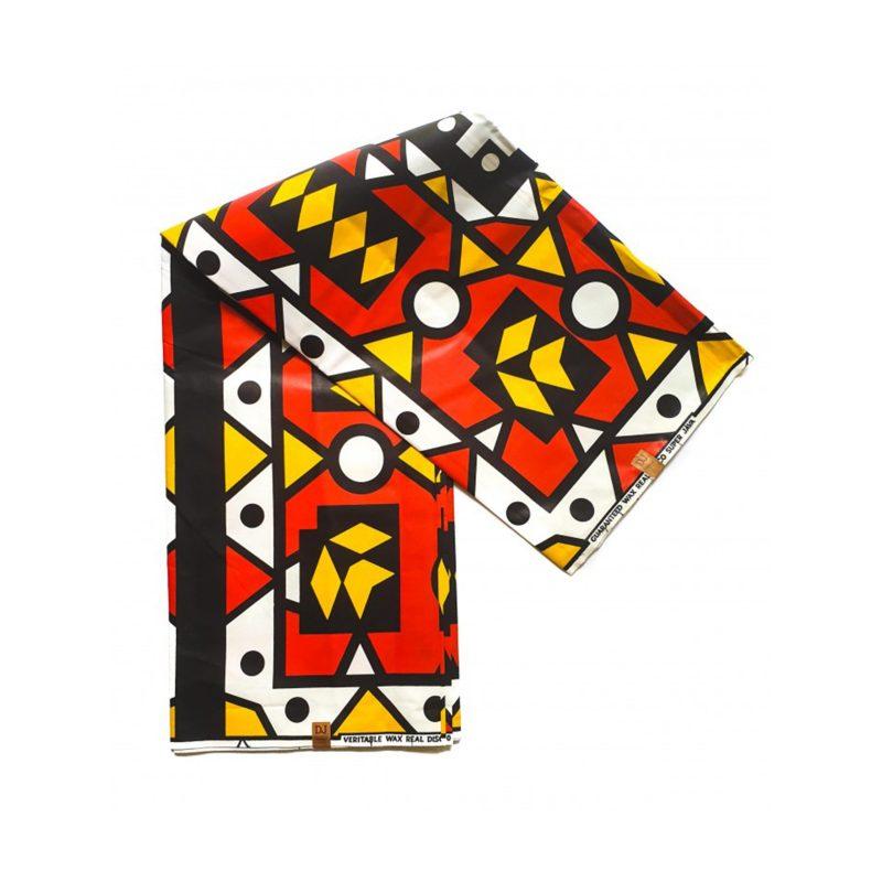 Samacaca African print fabric