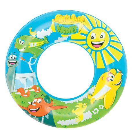 Seagull - 56cm Designer Swim Ring - Green