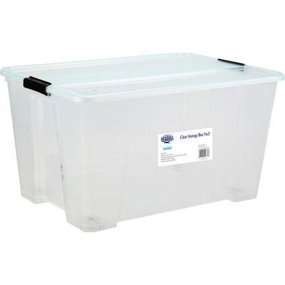 Seagull Clear Storage Box NO.3
