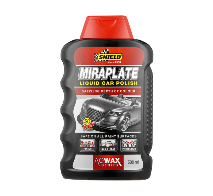 Shield 500 ml Miraplate Liquid Car Polish