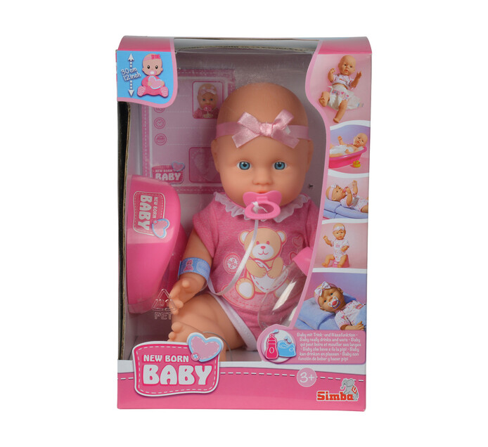Simba New Born Baby Cute Doll