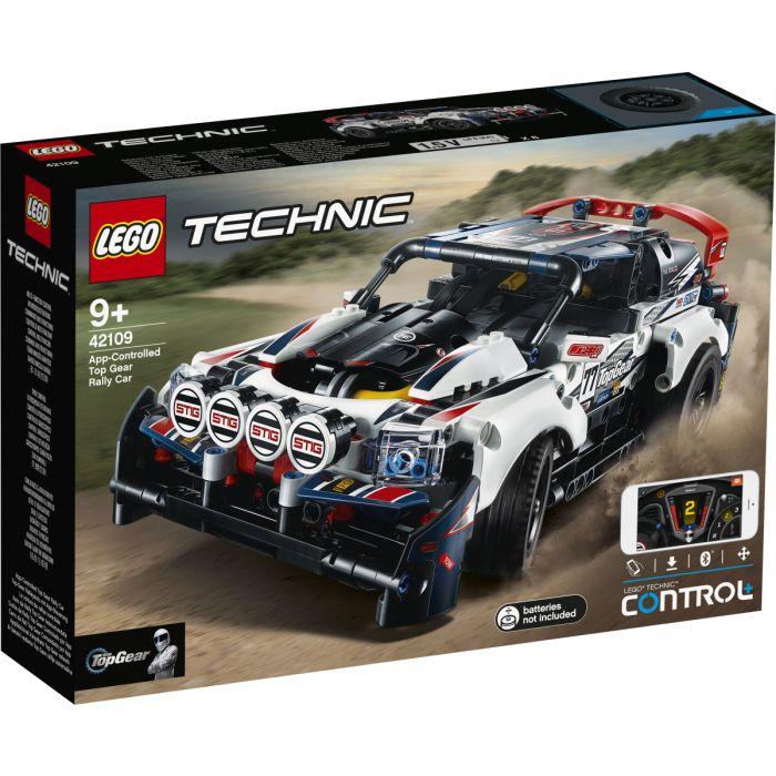 LEGO Technic App Controlled Top Gear Rally Car
