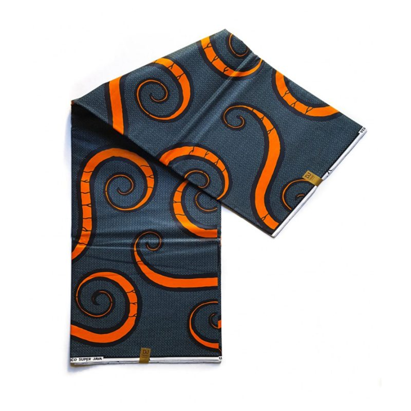 Wovi African Fabric Print