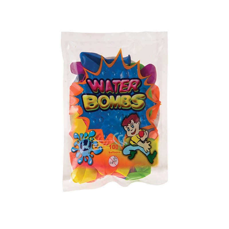 Water Balloons, 100-Piece