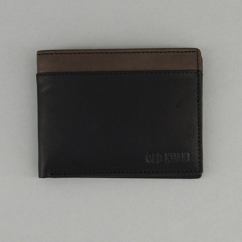 MEN'S BOBBY TWO-TONED WALLET