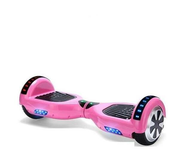 6.5` Bluetooth i-Glide Hoverboard -Pink