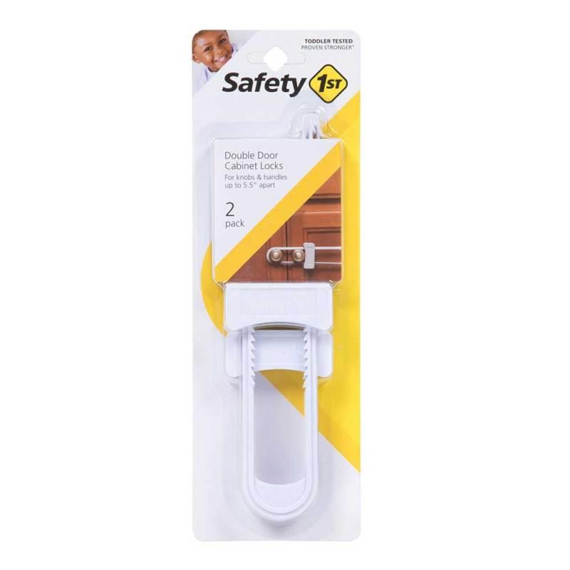 Safety 1st Cabinet Slide Locks 2 Pack
