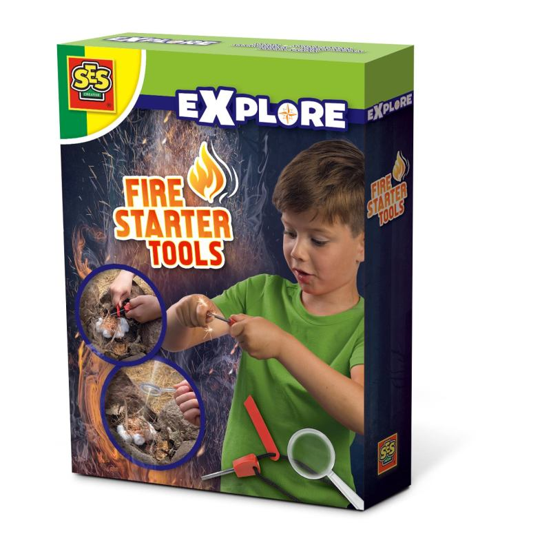 Ses Creative – Fire Starter Tools
